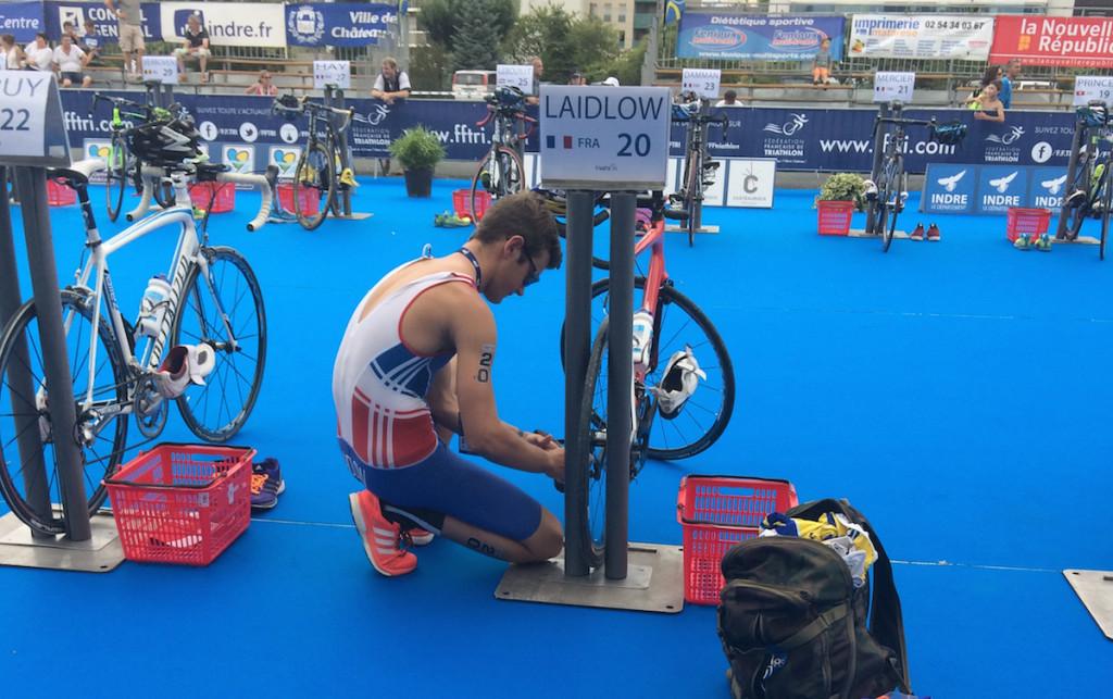 Sam Laidlow Triathlete