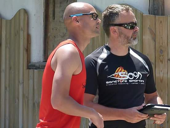 Richard Laidlow IRONMAN COACH with Triathlon Coach