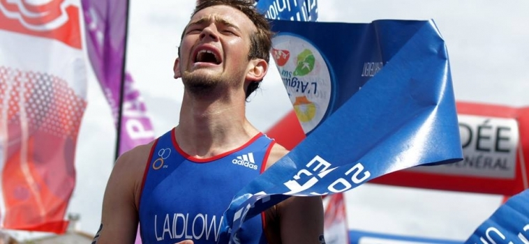 Sam Laidlow Wins ETU Triathlon Junior European Cup