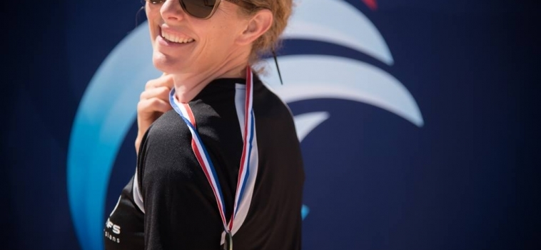Chantal Kibbey Wins Bronze At French Nationals – Masters