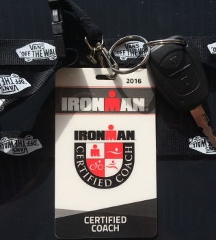4500KM Round Trip for IRONMAN Coach…