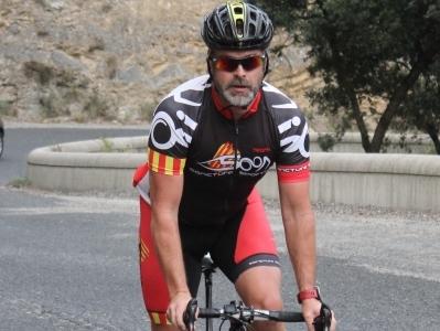 Richard Laidlow Tri Coach Bike