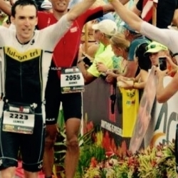 Two great Kona race reports from two great Triathletes, coached by Richard Laidlow
